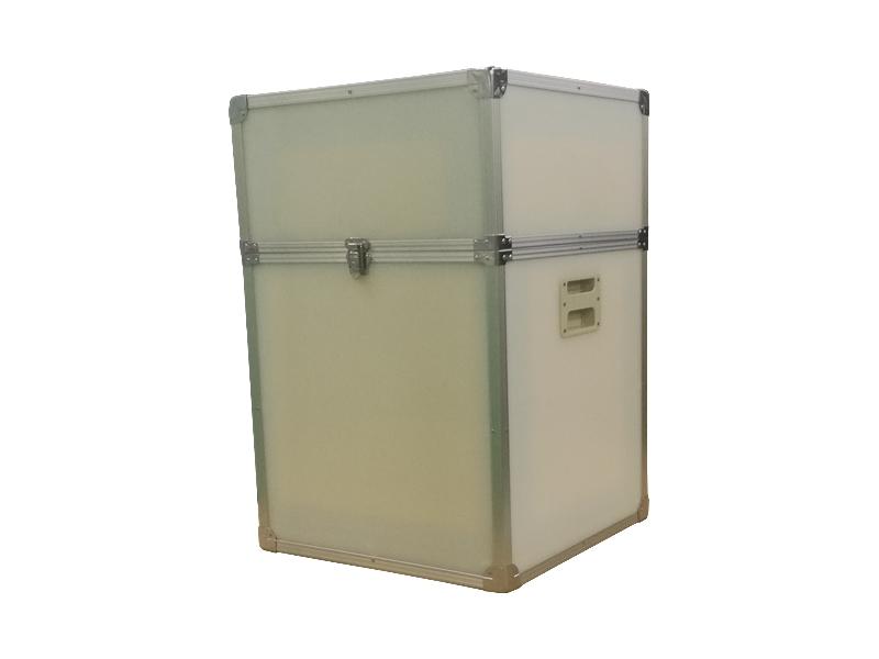 医薬品の保冷輸送用ボックスの採用事例