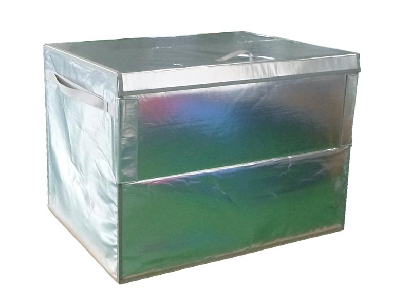 「軽トラックに載せて冷凍輸送」大型保冷ボックスの製作事例